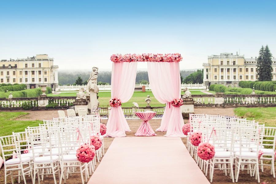 Свадебная площадка